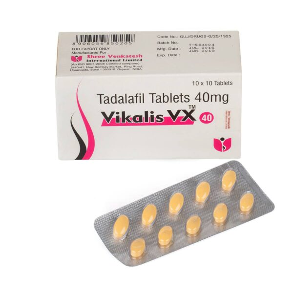 Vikalis VX 40 mg