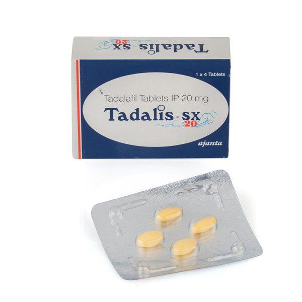 Tadalis-sx 20