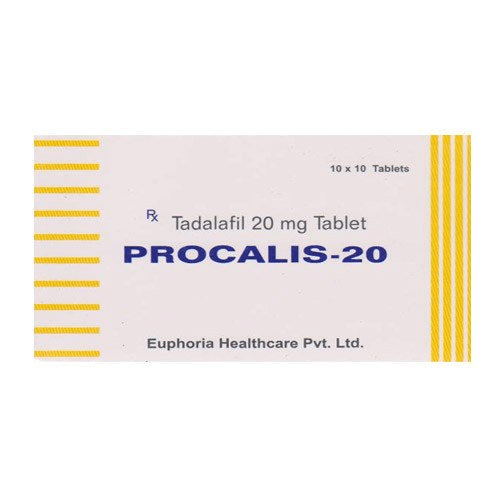 Procalis 20 mg image 1