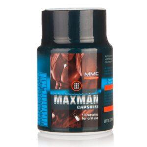 maxman capsules 10 capsules