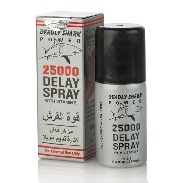 25000 delay spray