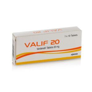 Valif 20 mg