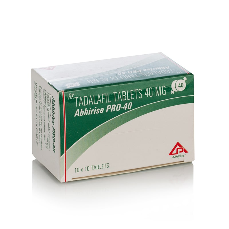 Tadalafil tablets 40 mg image 1