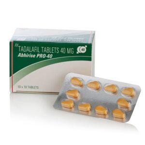 Tadalafil tablets 40 mg image 2