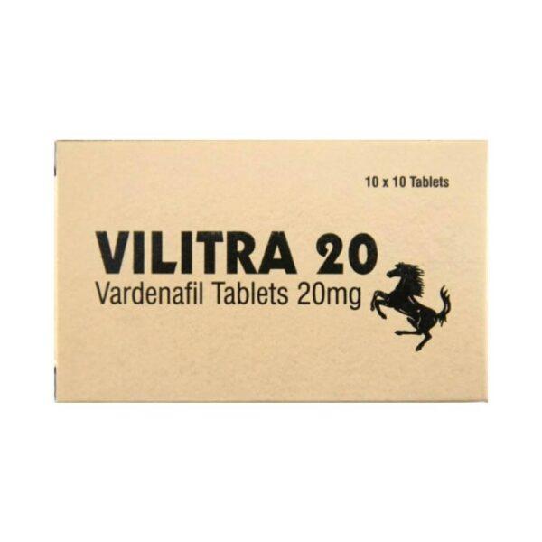vilitra 20 box